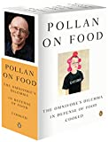 Image of Pollan on Food Boxed Set: The Omnivore's Dilemma; In Defense of Food; Cooked