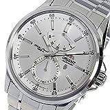 オリエント ORIENT 自動巻き メンズ 腕時計 SFM01002W0 シルバー [並行輸入品]