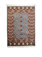 Navaei & Co. Alfombra Kashmir Azul/Multicolor 120 x 80 cm