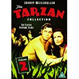 Tarzan Collection Vol. 2 - Triumphs / Desert Mystery / The Amazons / Leopard Woman / Huntress / The Mermaids [DVD]by Johnny Weissmuller