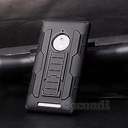 Nokia Lumia 830 Case, Cocomii [HEAVY DUTY] Nokia Lumia 830 Robot Case **NEW** [ULTRA FUTURE ARMOR] Premium Belt Clip Holster Kickstand Bumper Case [MILITARY DEFENDER] Full-body Rugged Dual Layer Hybrid Protective Cover Bumpe