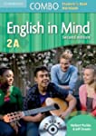 English in Mind Level 2 Combo A with...