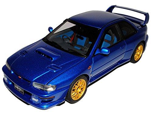 subaru-impreza-wrx-sti-22b-blau-coupe-1998-78602-1-18-autoart-modell-auto