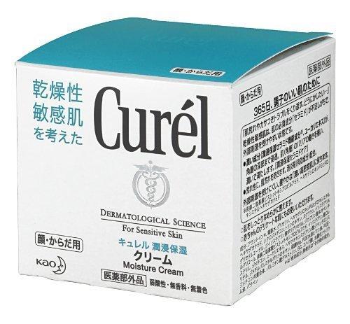 キュレル 薬用クリーム ジャー 90g