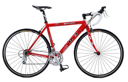 2011 HASA 7005 Alloy Fork Shimano Sora Road Bike 48cm