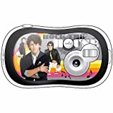 Disney Pix Click - Jonas Brothers 1.3MP Digital Camera with 1.4