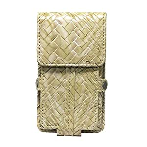 Jo Jo A6 Bali Series Leather Pouch Holster Case For Infocus Bingo 10 Coffee