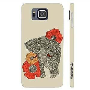 Samsung Alpha G850F Flora Giant designer mobile hard shell case by Enthopia