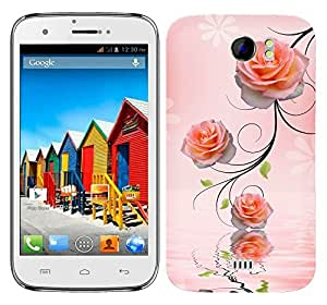 TrilMil Printed Designer Mobile Case Back Cover For Micromax Canvas 2 Plus A110Q