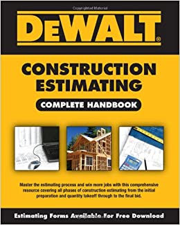 Construction Estimating Construction Estimating Reference