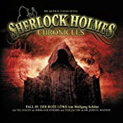 Der rote Löwe (Sherlock Holmes Chronicles 5) | Wolfgang Schüler