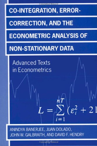Co-integration, error correction, and the econometric analysis of non-stationary data