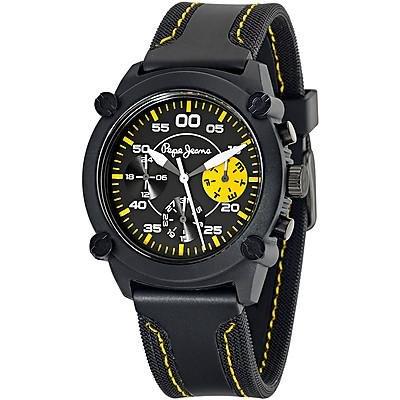 orologio multifunzione uomo Pepe Jeans Steve classico cod. R2351108001