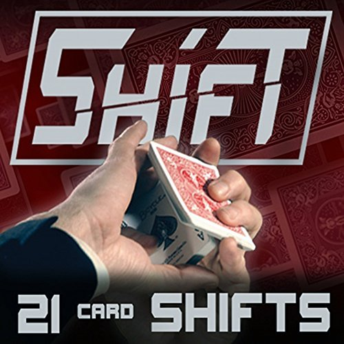 Magic Makers Shift 21 Card Shifts - 1