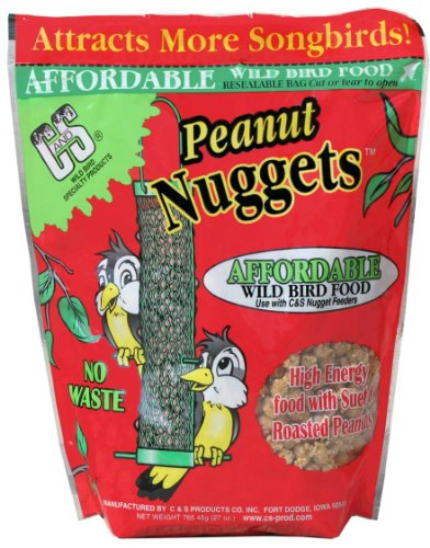 See C & S Products Peanut Nuggets, 6-Piece