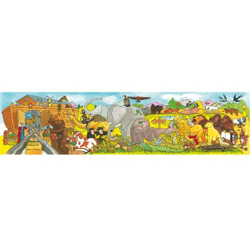 51sRenzFAOL Cheap  Bigjigs Toys Noahs Ark 20 Piece Puzzle
