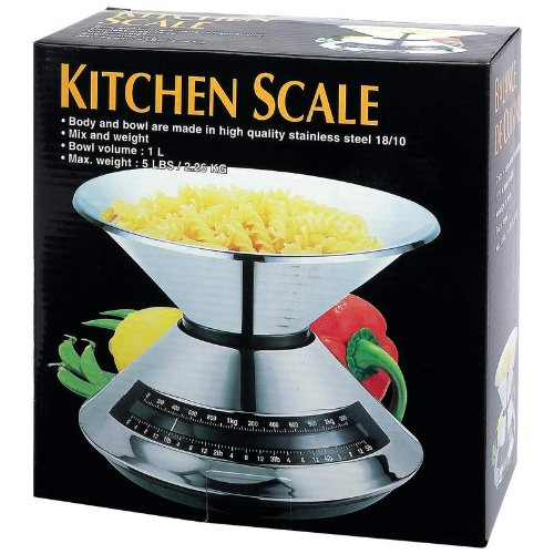 Le chef secret inoxydable Balance de cuisine en acier