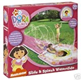 Slip d Slide:Dora the actual Explorer slip & dash 16' Waterslide