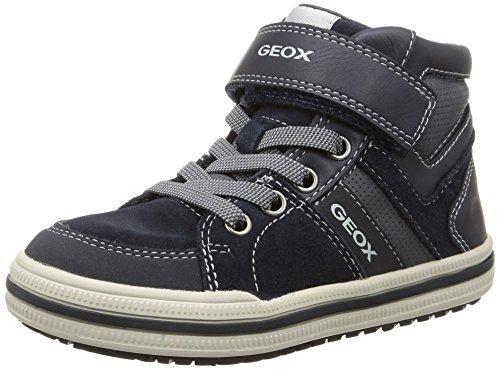 Geox Jr Elvis D, Sneaker, Ragazzo, Azul (c0661), 31