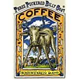 Ravens Brew Whole Bean Three Peckered Billy Goat Dark Roast 12 Ounce Bag