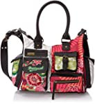 Desigual Bols London Floreada Carry,...