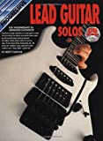img - for Progressive Lead Guitar Solos book / textbook / text book