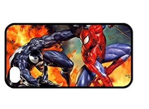 Treasure Design Marvel Comics Spiderman Collection Apple iPhone 4/4S Best Silicone Cover Case