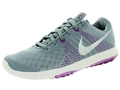 Nike-Dove-Grey-Fuchsia-Glow-Flex-Fury-Sneakers