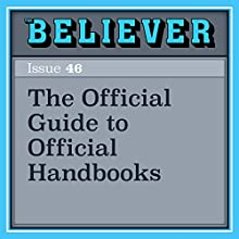 The Official Guide to Official Handbooks Audiobook by Andy Selsberg Narrated by Mark Ashby