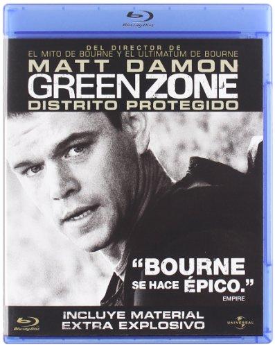 Green Zone: Distrito protegido [Blu-ray]