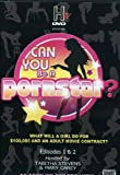 Cover art for  Can You Be a Porn Star?, Vol. 1