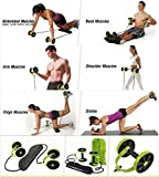 Powerful Home Total-body Fitness Gym Abs Trainer Resistance Exercise Abdominal Workout Kit
