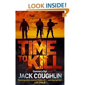 Time to Kill (Gunnery Sergeant Kyle Swanson Series)