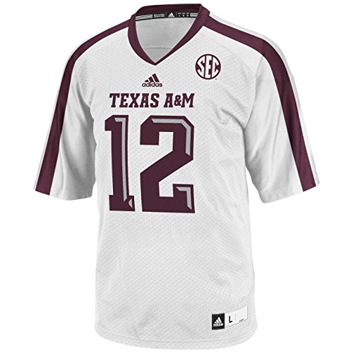Texas A&M Aggies Adidas Jersey