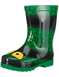 Skechers S Lights Waterspout Drip Drops Boys Rubber Boots