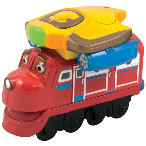 Chuggington Die-Cast Jet Pack Wilson - 1