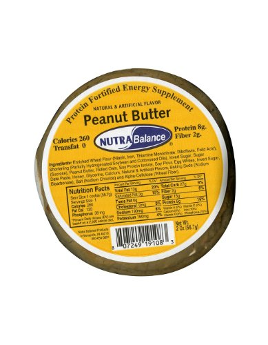 Protein Fortified Energy Supplement - Peanut Butter
