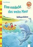 Finn entdeckt das weite Meer. Delfingeschichten: Der Bücherbär: Allererstes Lesen