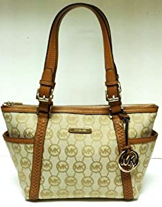 Michael Kors Whipped Top Zip Tote