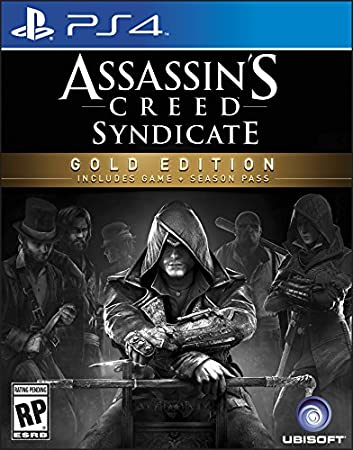 Assassin's Creed Syndicate (Gold Edition) - Playstation 4