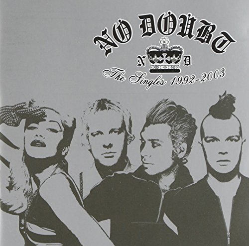 No Doubt - The Singles 1992.2003 - Zortam Music