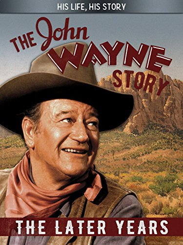 The John Wayne Story, Late Years