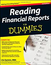 Reading Financial Reports For Dummies by Epstein