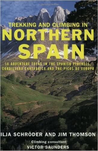 Trekking and Climbing in Northern Spain (Trekking & Climbing)