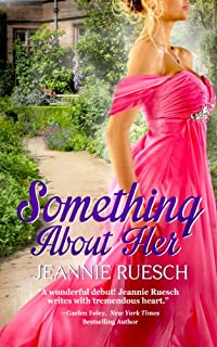 Something About Her by Jeannie Ruesch ebook deal