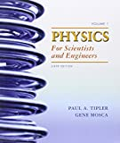 Physics for Scientists and Engineers, Volume 1: (Chapters 1-20) (Physics for Scientists & Engineers) (1429201320) by Tipler, Paul A.