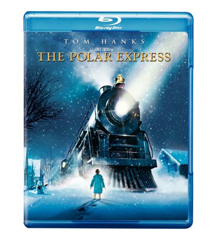 Cover art for  The Polar Express [Blu-ray]