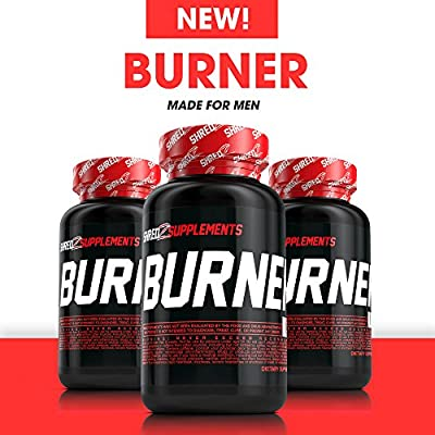 SHREDZ® Burner for Men - Burn Fat, Increase Energy, Best Way to Shed Pounds!