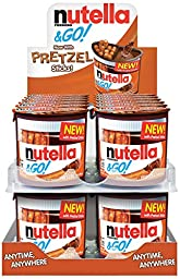 Nutella and Go Pretzel, 1.9 Ounce (Pack of 24)