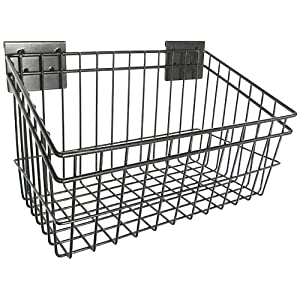 Gorilla Rack GRZ-WB1485-01 Gorilla Claws Wire Basket